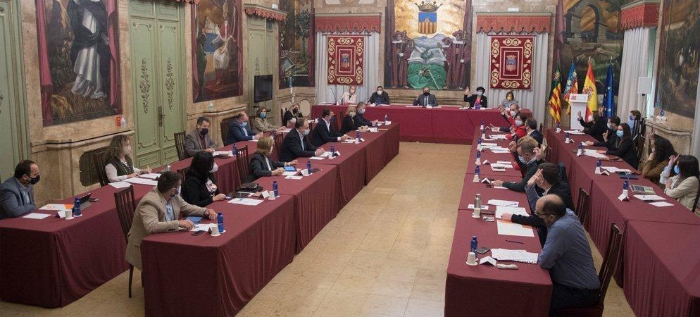 Diputación aprueba unánimemente un Plan de igualdad de oportunidades