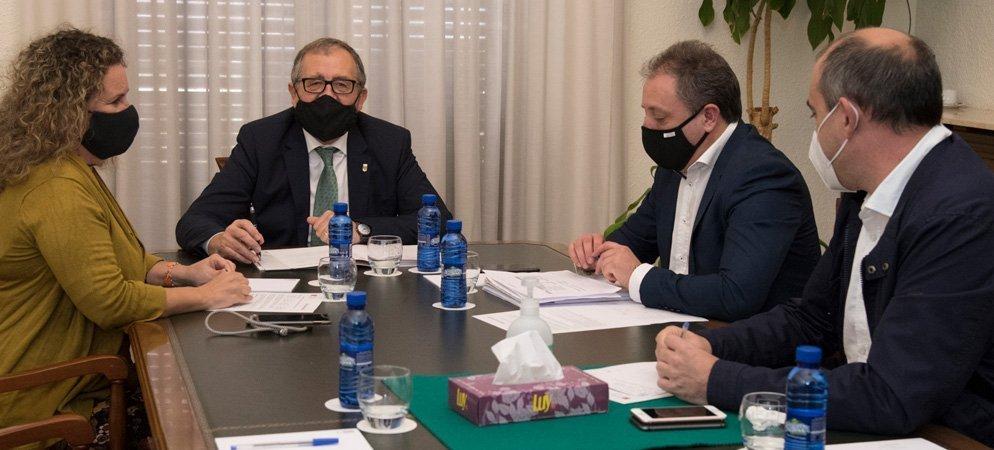Diputación prevé manejar más de 160 millones de € en 2021