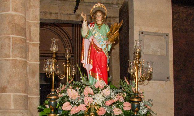 Santa Cecilia se celebra hoy con poca música y menos pasacalles