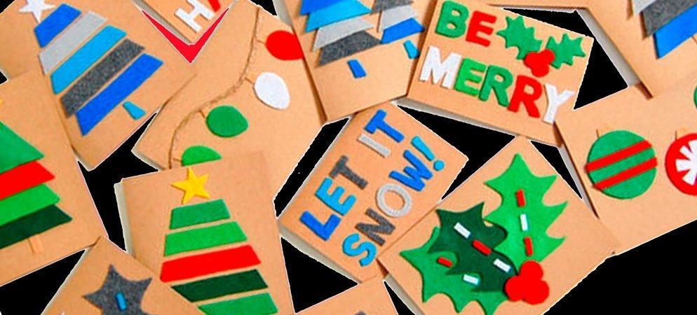 Concurso provincial infantil de tarjetas navideñas
