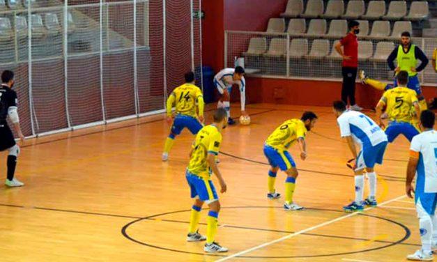 Los jugadores del Viveros Mas de Valero no pudieron con los del Sabadell
