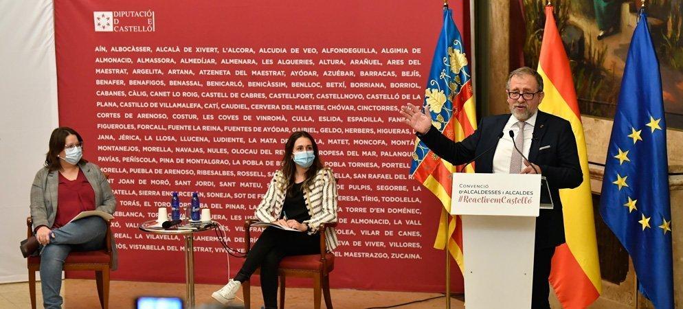 Martí repasa y cifra en 4,5 m de € las inversiones este año en la comarca