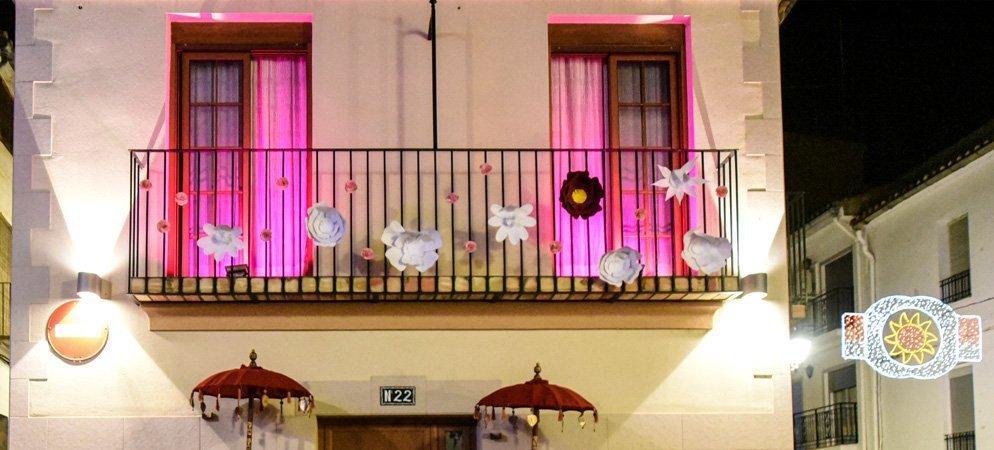 Castellnovo convoca un concurso de arreglo de fachadas navideñas