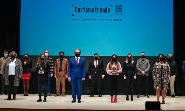 Un corto grabado íntegramente en Gaibiel gana el premio Cortometrando