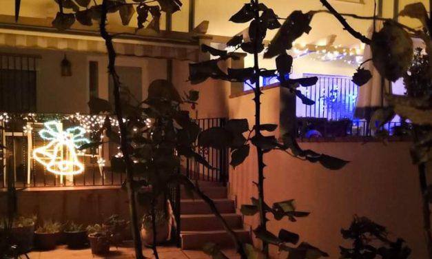 Concurso de decoración navideña de fachadas en Navajas