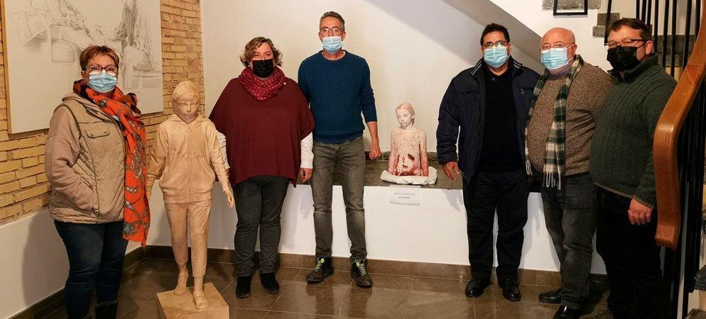 Gaibiel acoge una muestra de Pedro Quesada