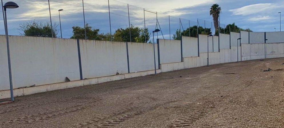 Segorbe suma una nueva pista a la Ciudad Deportiva