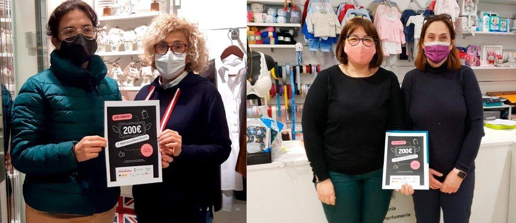 Inma Tenas y Tere Torrejón ganadoras del sorteo #UnFuturoMenosBlack