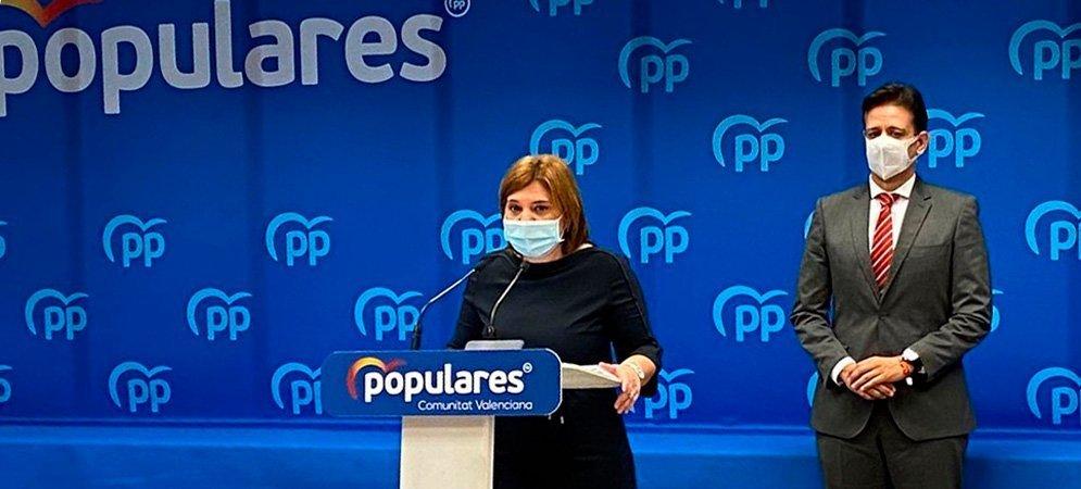 PP exige en las Cortes solución para el servicio de atención primaria