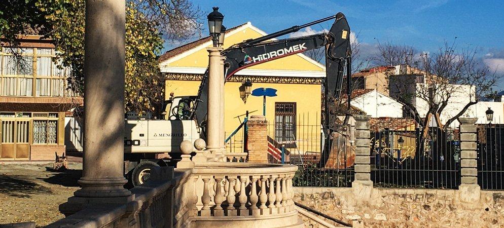 Segorbe invierte 62.000 € en colocar un ascensor en la Glorieta