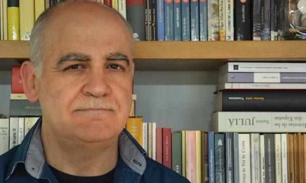 Entrevista a Vicente Gómez Benedicto sobre la presentación de su libro