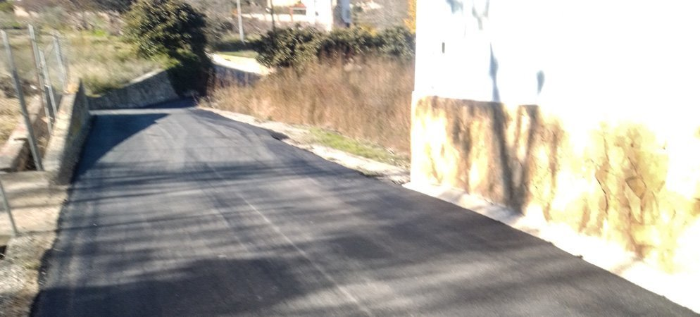 Invierten 23.000 € en arreglar el camino Albalat de Segorbe