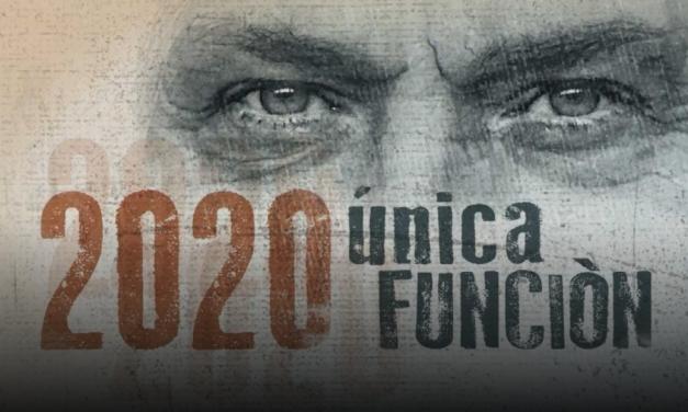 «Confinamiento» es la palabra de 2020 interpretado por José Coronado la Zarzuela