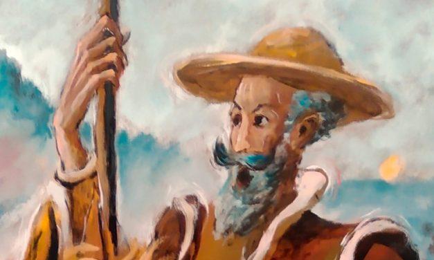«Don Quijote en Segorbe» por Manuel Vte. Martínez