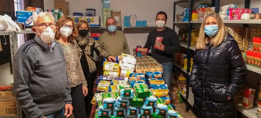 Segorbe duplica la ayuda concedida a Cáritas
