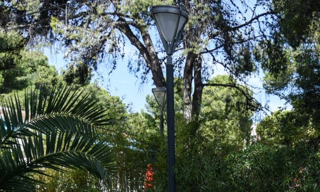Altura planea cambiar las luminarias del Parque y el Camping Municipal