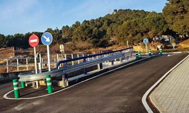 Altura abre al tráfico el acceso norte por la zona del Calvario