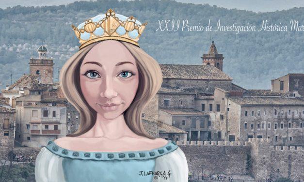 Segorbe convoca el XXII Premio de Investigación Histórica María de Luna