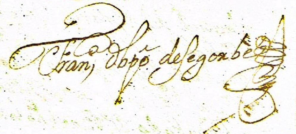 El archivo catedralicio de Segorbe recupera una carta original del siglo XVIII
