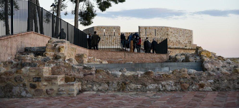 El castillo de Segorbe amplia el horario de apertura debido a la demanda