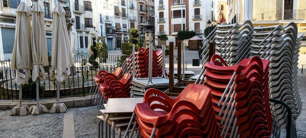 El Ayuntamiento de Segorbe acuerda devolver lo cobrado por las terrazas de bar