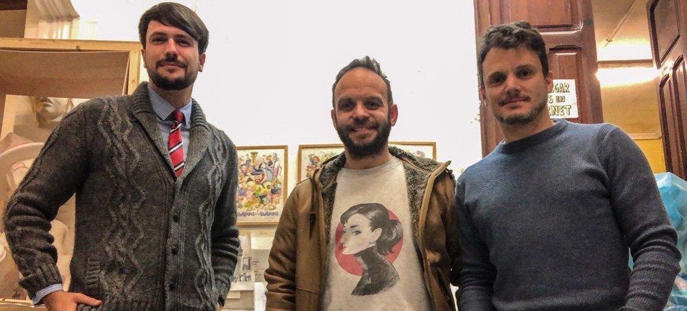 Nestor Morente comisaría una exposición sobre las fallas en Valencia