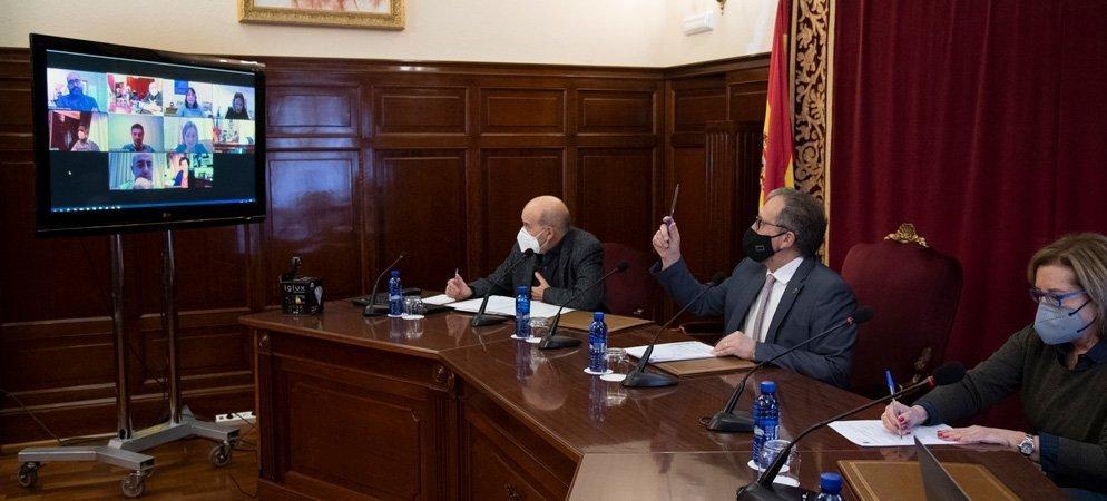 Diputación inicia la tramitación de su adhesión al Plan Resistir