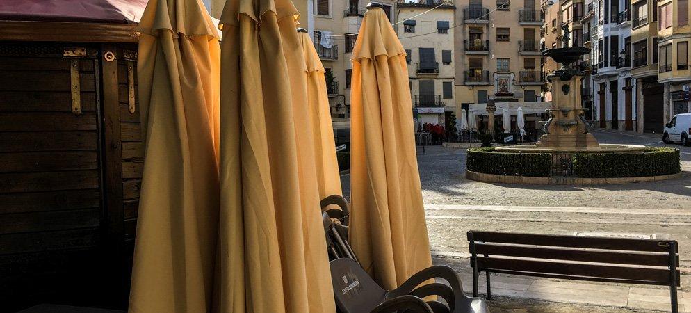 El PSOE de Segorbe celebra que se supriman las tasas de terraza del año