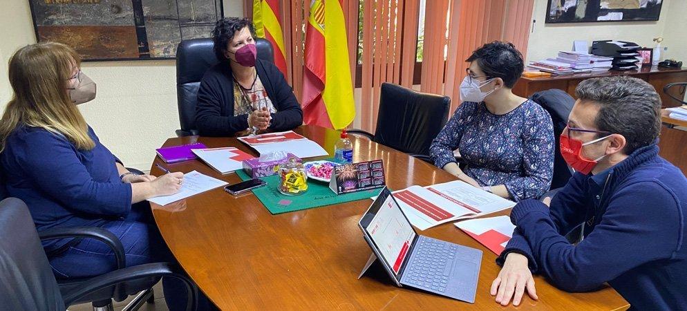 Diputación entregará 100.000 € a Cruz Roja