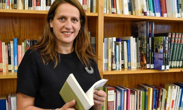 La alturana Alicia Sellés forma parte de la mesa del Patronato de la Biblioteca Nacional