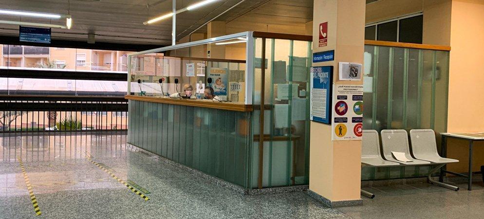 Las visitas presenciales de pacientes vuelven a los Centros de Salud