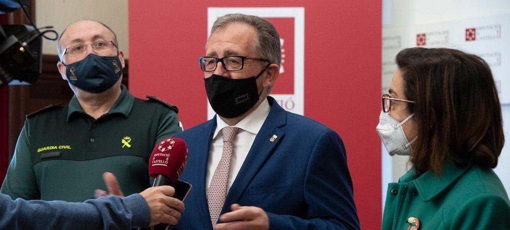 Diputación e Interior mejorarán los cuarteles de la Guardia Civil