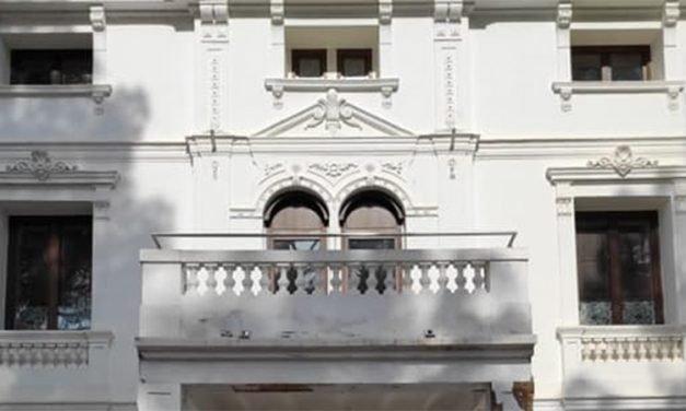 Navajas inicia la restauración y mejora del Parque Municipal