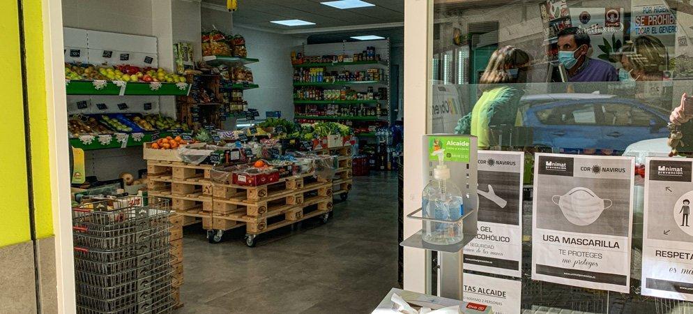 La Administración Provincial apuesta por las tiendas multiservicio