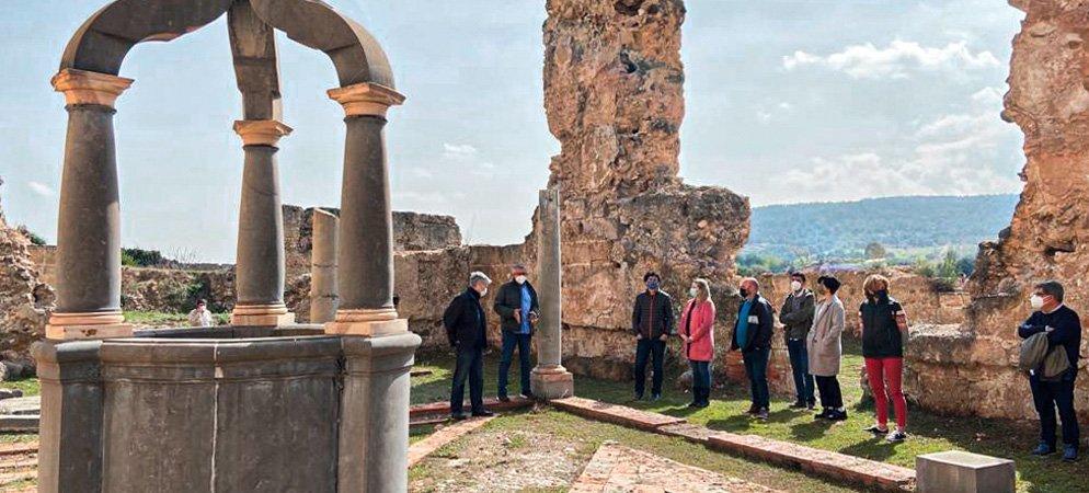 Cultura apuesta por la recuperación de la Iglesia Mayor de la Cartuja de Altura