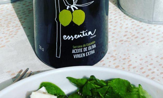 Essentia Oleum producido en Altura es premiado de los mejores de la Comunidad