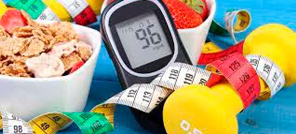 Viviendo con diabetes