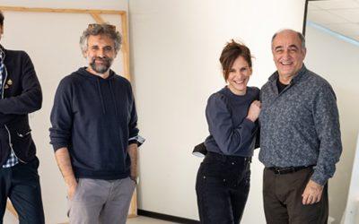 Segorbe sirve de escenario para una película con Edu Soto y Malena Alterio