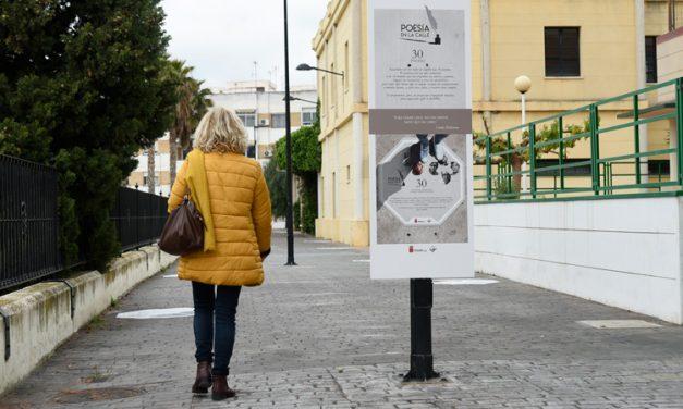 Segorbe promueve la interesante iniciativa cultural «Poesía en la calle»