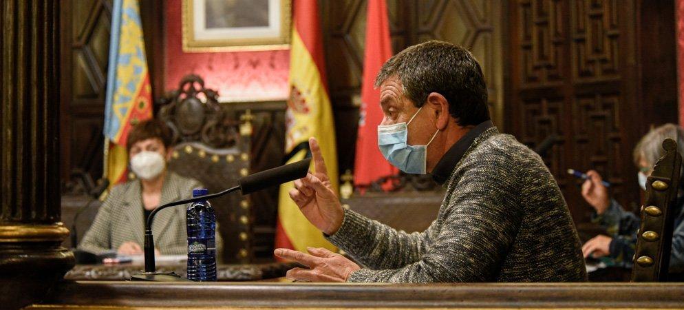 Aprueban una modificación presupuestaria que incluye 120.000 € de ayudas