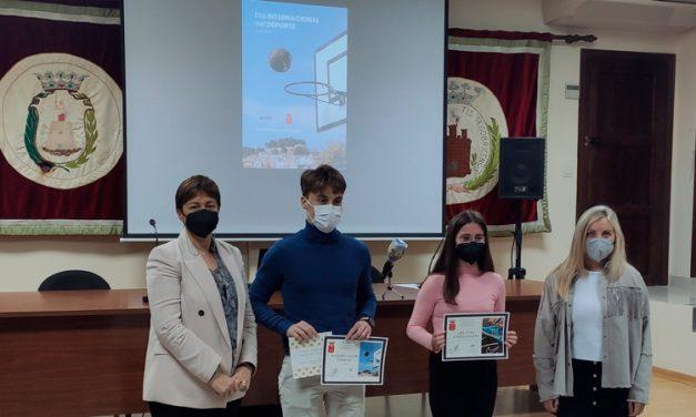 Ramiro Soler y Arantxa Torres ganan el Concurso de Fotografía Deportiva