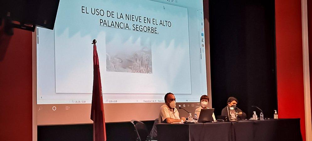 """Conferencia """"La nieve en Segorbe. Su uso histórico"""""""