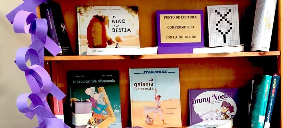 La Biblioteca de Segorbe amplia los fondos del Rincón Violeta