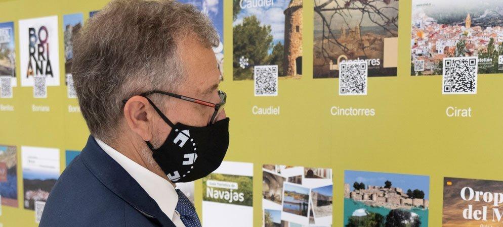 Diputación acude a FITUR con la idea de captar turistas