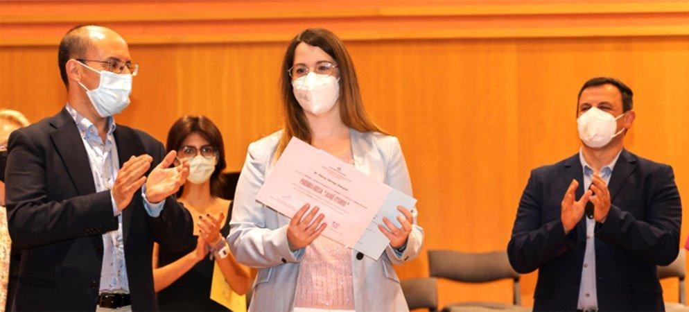 La alturana Mireia Járrega termina sus estudios de trompa en el Iturbi con honores