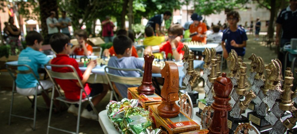 X Torneo Infantil de Ajedrez en Segorbe