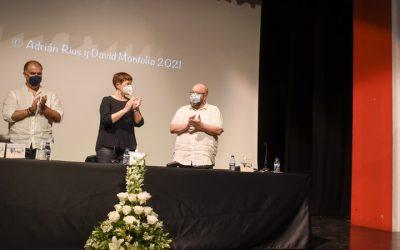 Montolío y Rius presentan su disco «Una voz y una guitarra»