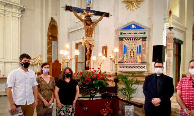 Presentan la restauración del Cristo de Sot de Ferrer