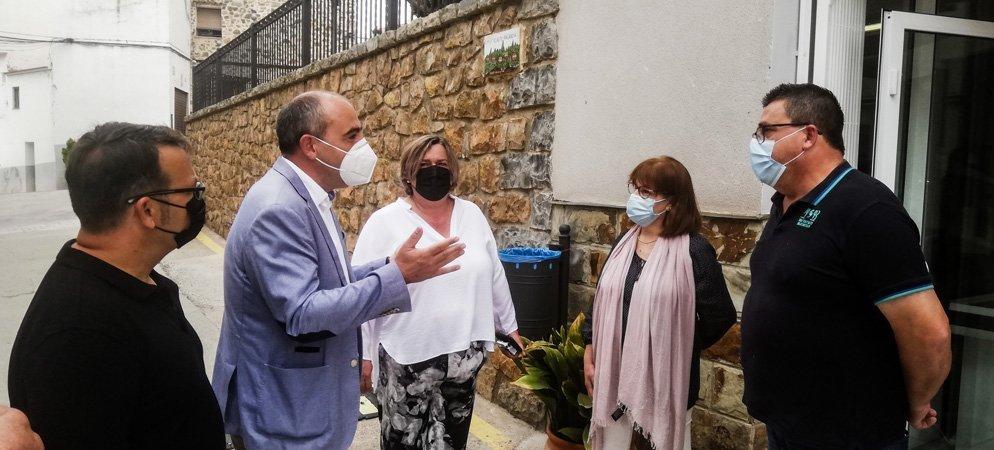 Las inversiones de Diputación mejoran la calidad de vida en Gaibiel
