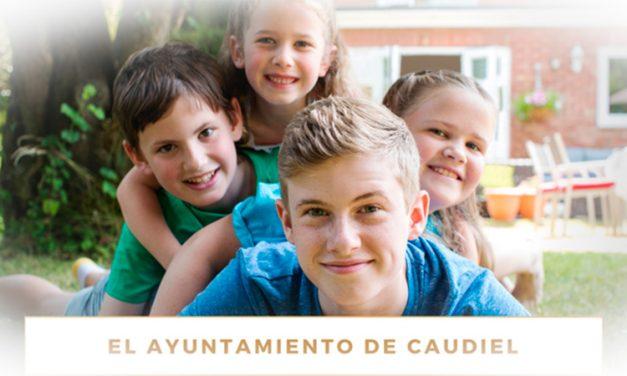 Caudiel diseña el I Plan de Infancia y Adolescencia